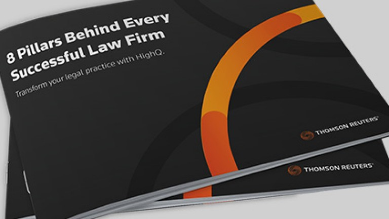 8 Pillars behind every successful law firm