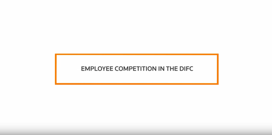 Employee Competition training program in Dubai, DIFC part two
