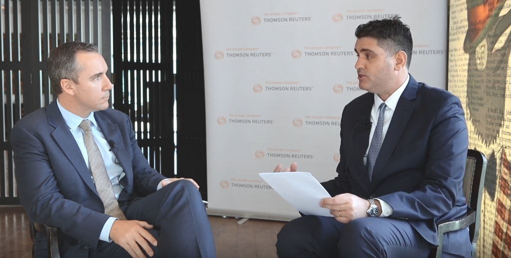 Thomson Reuters MENA: Hot Seat - Episode 1 Trade Flows: Growth, Trade Wars & The Need for Efficiency