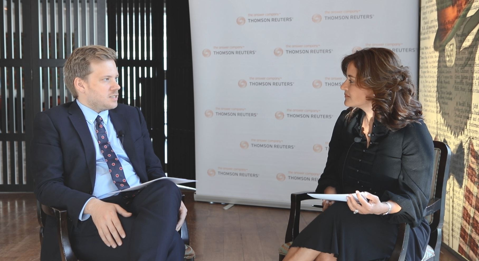 Thomson Reuters MENA: Hot Seat - Episode 2 International Tax and Trade: 2020 and Beyond