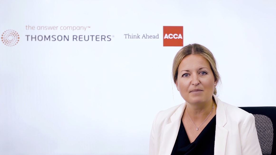Lindsay Degouve de Nuncques, Head of ACCA Middle East